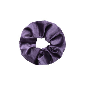 Scrunchie sweet velvet purple