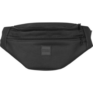 double zip bum bag