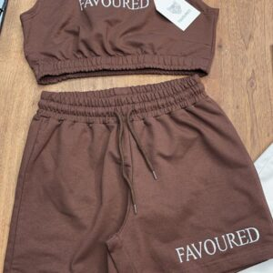 favoured comfy set bruin